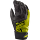 Lime Freeride Gloves