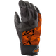 Orange Freeride Gloves