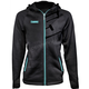 Women's Teal Tech Zip Hoody