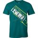 Teal Vis T-Shirt