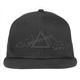 Charcoal 5 Peak Snapback Hat - 509-HAT-5PCC