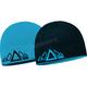 Blue/Black Reversible Beanie - 509-HAT-5PRB