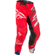 Red/White/Gray Evolution 2.0 Pants