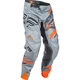 Gray/Orange Evolution 2.0 Pants