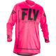 Neon Pink/Black Lite Hydrogen Jersey
