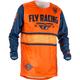 Youth Orange/Navy Kinetic Era Jersey