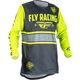 Youth Gray/Hi-Vis Kinetic Era Jersey