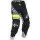 Youth Black/White Kinetic Era Pants