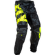Youth Black/Hi-Vis Kinetic Outlaw Pants