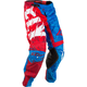 Youth Red/Blue Kinetic Outlaw Pants