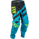Youth Blue/Black F-16 Pants