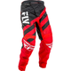 Youth Red/Black F-16 Pants