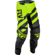 Youth Black/Hi-Vis F-16 Pants