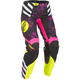 Youth Girl's Neon Pink/Hi-Vis Kinetic Pants
