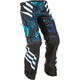 Women's Blue/Black Kinetic Over the Boot Pants