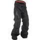 Black/Orange Patrol Over Boot Pants