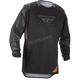 Black/Orange Patrol XC Jersey