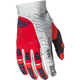 Red/Gray Evolution 2.0 Gloves