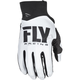 White/Black Pro Lite Gloves