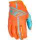 Orange/Blue Lite Gloves