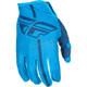 Blue Lite Gloves