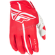 Red/Gray Lite Gloves
