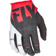 Youth Red/Black Kinetic Gloves