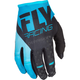 Blue/Black Kinetic Gloves