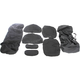 Black Seat Cover  - 0821-2660