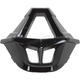 Black Replacement Mouthpiece for V1 Helmets - 05794-001-OS