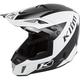 Black/White Chaos F3 Helmet