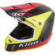 Red/Green/Black Ripper F3 Helmet