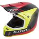 Red/Green/Black Ripper F3 Helmet