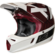 Dark Red MVRS V3 Preest Helmet
