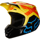 Black/Yellow V2 Preme Helmet