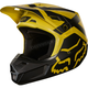 Dark Yellow V2 Preme Helmet