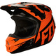 Orange V1 Race Helmet
