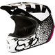 Black/Pink V1 Halyn Helmet