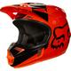 Youth Orange V1 Mastar Helmet
