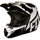 Youth Black V1 Race Helmet
