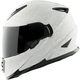 Silver/White Cat Out'a Hell 2.0 SS1600 Helmet