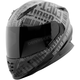 Charcoal/Black Fast Forward SS1310 Helmet