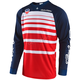Red/Navy SE Streamline Jersey