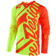 Youth Fluorescent Yellow/Orange GP Shadow Jersey