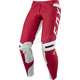 Dark Red Flexair Preest Pants
