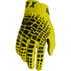 Yellow 360 Grav Gloves
