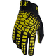Dark Yellow 360 Grav Gloves