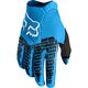 Blue Pawtector Gloves