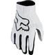 White Airline Race Gloves