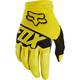 Yellow Dirtpaw Race Gloves